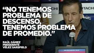 Conferencia de Prensa de Raúl Gámez tras la derrota ante Union