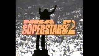 NBA SUPERSTARS 2 オープニング [basketball]
