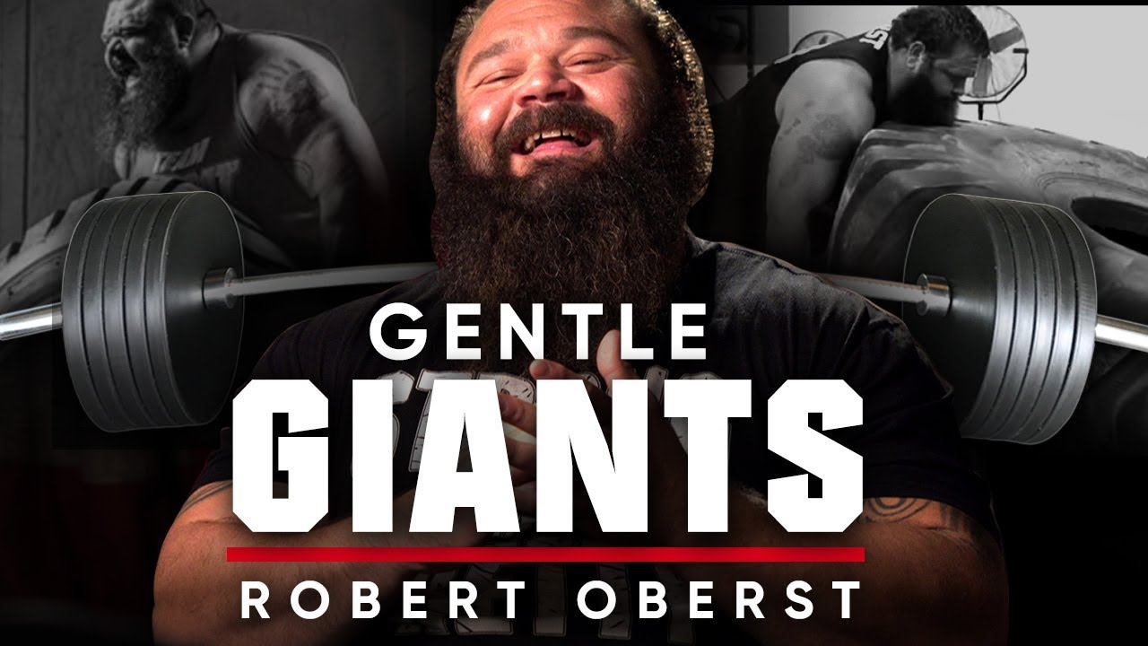 ROBERT OBERST - STRONGMEN ARE JUST GENTLE GIANTS | London Real