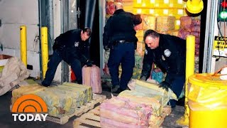 Cocaine Bust Seizes $77 Million In Biggest New York-Area Bust In 25 Years | TODAY