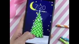 Change your LIve Wallpaper to celebrate the season - ThemeZone Demo