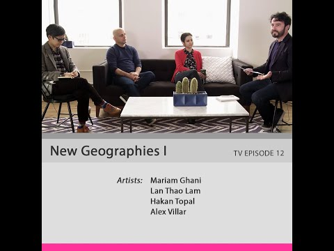 New Geographies  Part 1. Episode 12 TransBorder Art