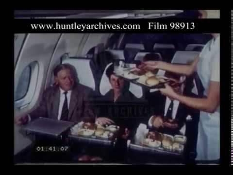 Airline cuisine 1960s film 98913 youtube for Cuisine americaine film youtube