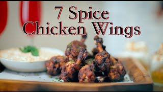 Game Of Thrones : 7 Spice Chicken Wings