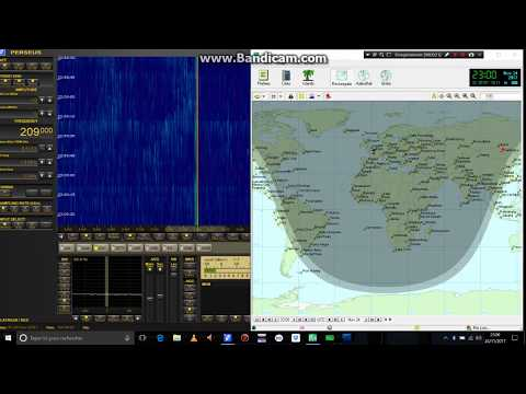 Mongolia 209 KHz carriers