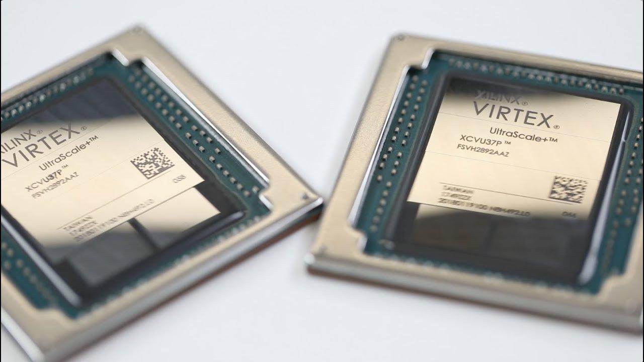 Xilinx demos the new VU37P FPGA with embedded HBM DRAM — NGCodec