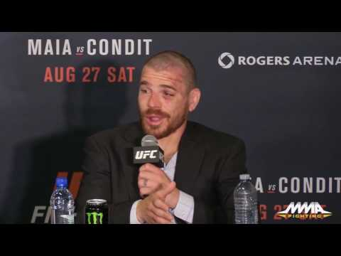 UFC on FOX 21 Post-Fight Press Conference Video