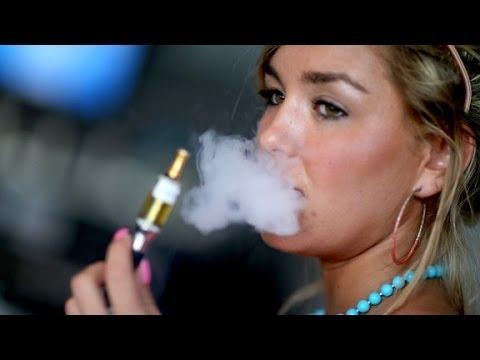 Rise of the e-cigarette