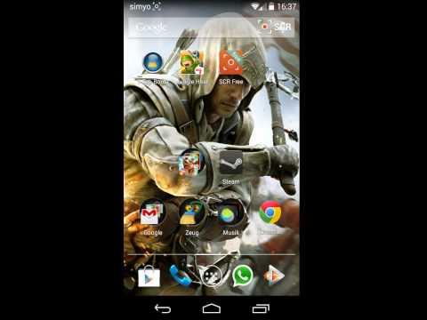 Den besten Musik player für Android;)