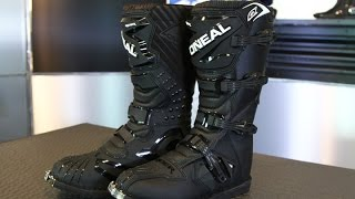 O'Neal Rider Boots | Motorcycle Superstore