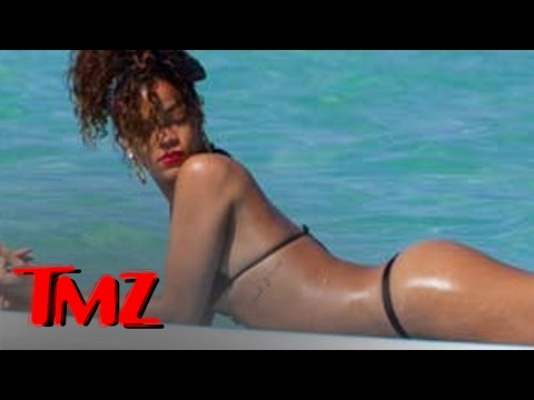 Rihanna's Ridiculous Thong Bikini | TMZ