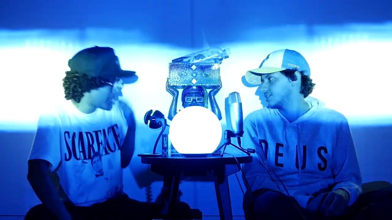 "Podcastpocalíptico Episodio 4: ""Teorías Conspirativas"" / Harold & Benny"