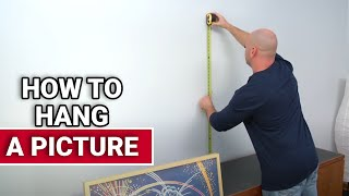 How To Hang a Picture - Ace Hardware