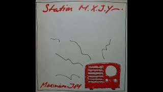 Maximum Joy - Y Records - 1982