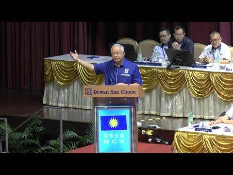 'Kepala bapak kau', Najib remarks