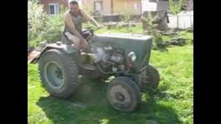tur 10d silnik 1ca90 diesel odpalanie