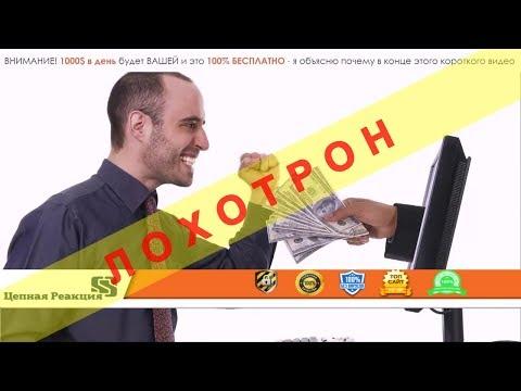 Александр Горский Цепная реакция отзывы