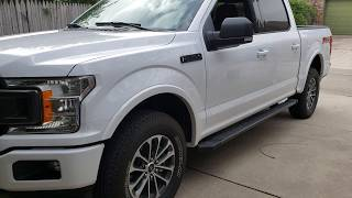 Initial Owner Review of 2018 F150 XLT 5.0 FX4