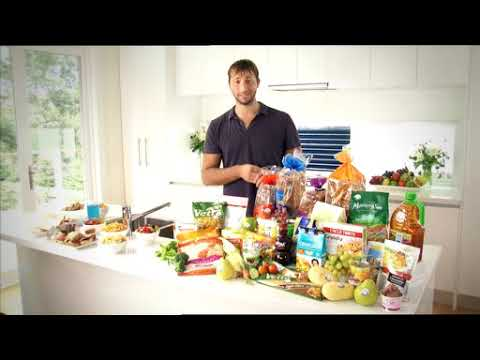 Ian Thorpe explains the Glycemic Index of Foods