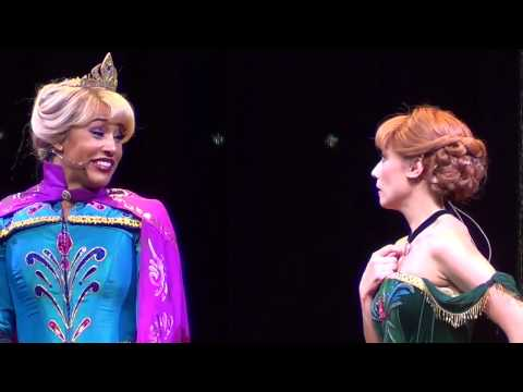 8th Recording of Frozen Live At The Hyperion at Disney California Adventure (1-26-17)