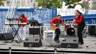 Gypsy Fun Trio. Белые Ночи в Перми 2013