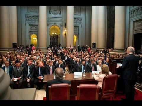 La Corte Suprema realizó el acto de apertura del año judicial