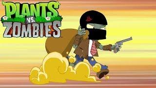 Plants vs. Zombies Animation : Master-main dans la CS