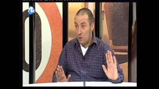 Luz de cruce Tv, Vicente Herranz