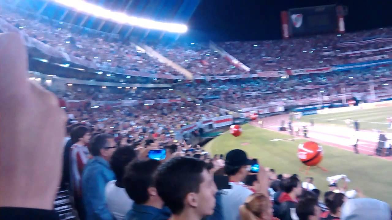 River 2 - Tigre 0, spetiembre de 2014