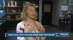 Marijuana skin patches bring new pain relief