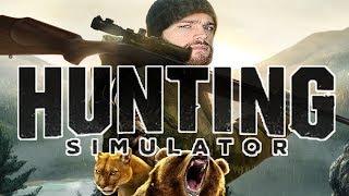 UN NOUVEAU JEU DE CHASSE! Hunting Simulator