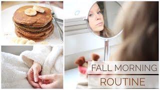 Fall Morning Routine | Meghan Livingstone