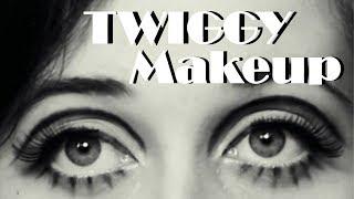 1960& 39 s Twiggy Makeup