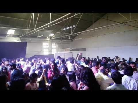 भारती विद्यापीठclg Event 2016 Rk Lites & A S AUDIO .pune Dj Aniket