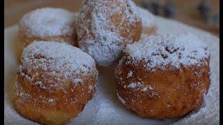 Юлия Высоцкая — Творожные пончики с изюмом