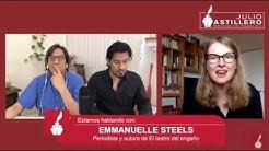 García Luna encabezó montaje mediatico, pero también politico y judicial: Emmanuelle Steels