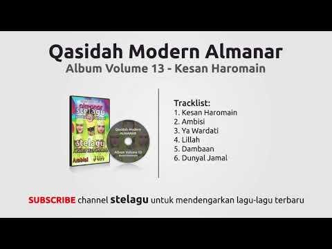 Qasidah Modern Almanar Album Volume 13 Kesan Haromain - MP3 Almanar