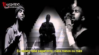Big Sean feat. Drake & Kanye West Blessings Explicit (Legendado Tradução)