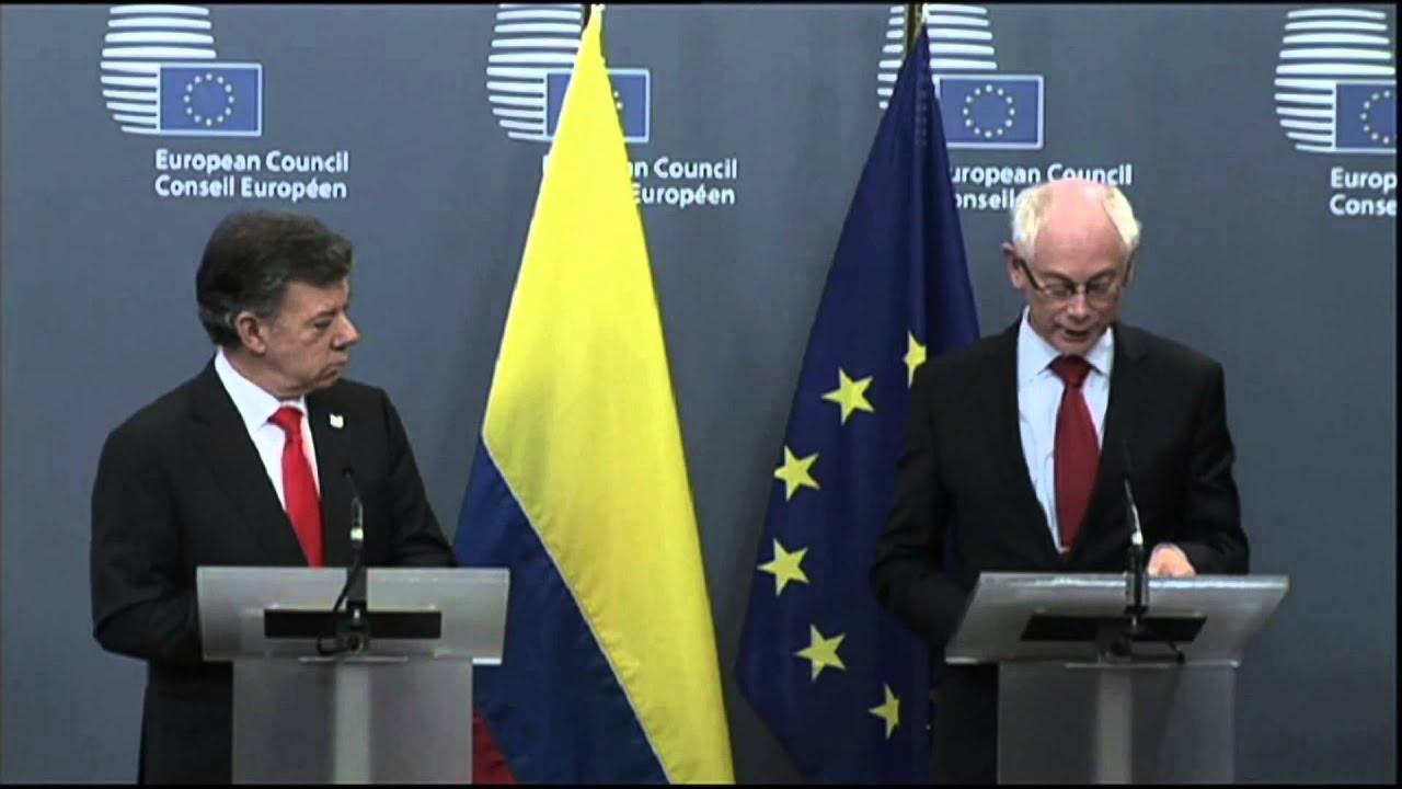 Declaraci n del presidente del consejo europeo y del for Presidente del consejo europeo
