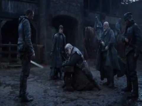 "Game of Thrones 2x06 ""Death of Sir Rodrick Cassell"""