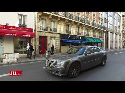 Bureaux à louer dans le 15ème arr. de Paris - 165 bis rue de Vaugirard