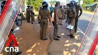 1 killed, several buildings damaged in Sri Lanka as anti-Muslim riots continue