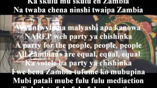 Waumfwa (Elias Chipimo Jr. Remix) - by Mwila Musonda (aka Slap Dee) Ft. Elias Chipimo Jr.