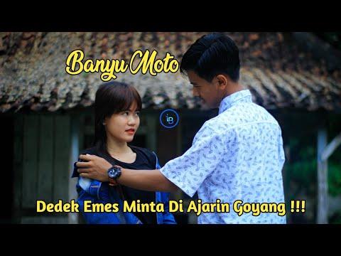 banyu-moto-sleman-receh---dedek-emes-minta-di-ajarin-goyang