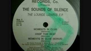 The Sounds of Silence - Moments in Club