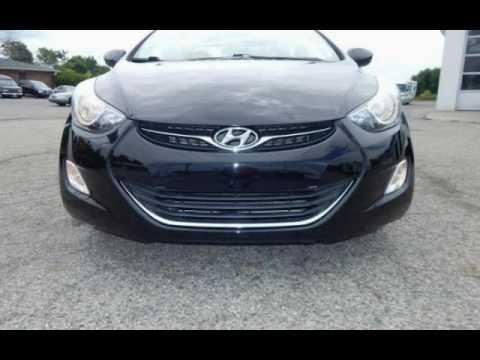 2013 Hyundai Elantra GLS for sale in Angola, IN