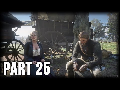 Red Dead Redemption 2 - 100% Walkthrough Part 25 [PS4] – Companion Activity: Hunting - Charles
