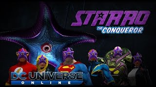 DCUO | Starro Event - Gear, Collections, Style, Feats and more...