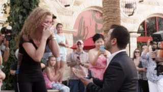 Best Wedding Proposal Marry You Flashmob thumbnail
