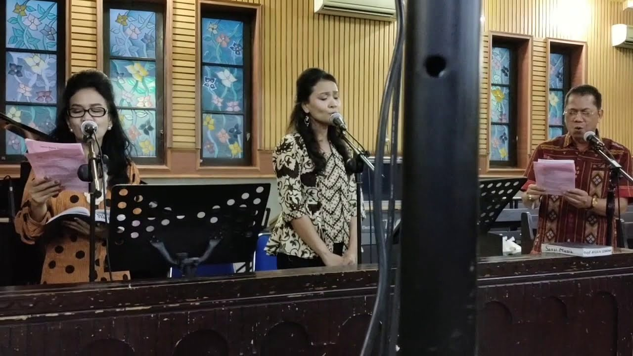 REKAMAN IBADAH MINGGU, 14 JUNI 2020